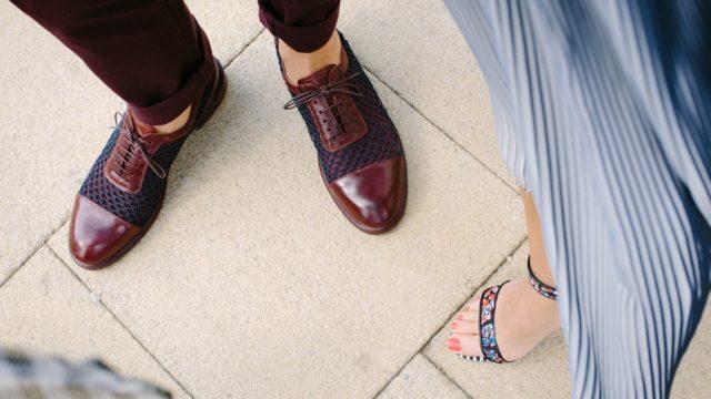 """革靴の臭い大丈夫ですか?!現役商社マンが教える""""足の臭い対策"""""""