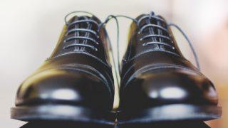 【絶対にやる】新品の革靴を履き下ろす前にやっておくべきお手入れ方法